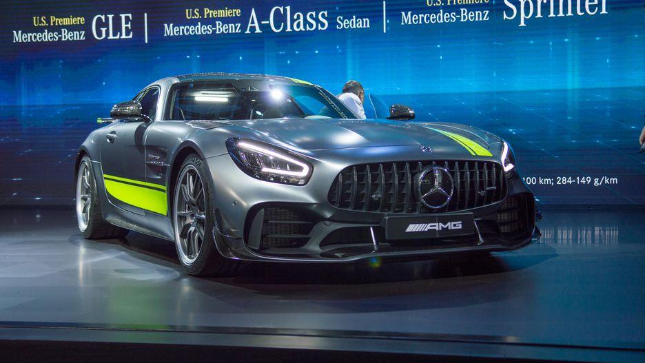 Mercedes GT R Pro 2020