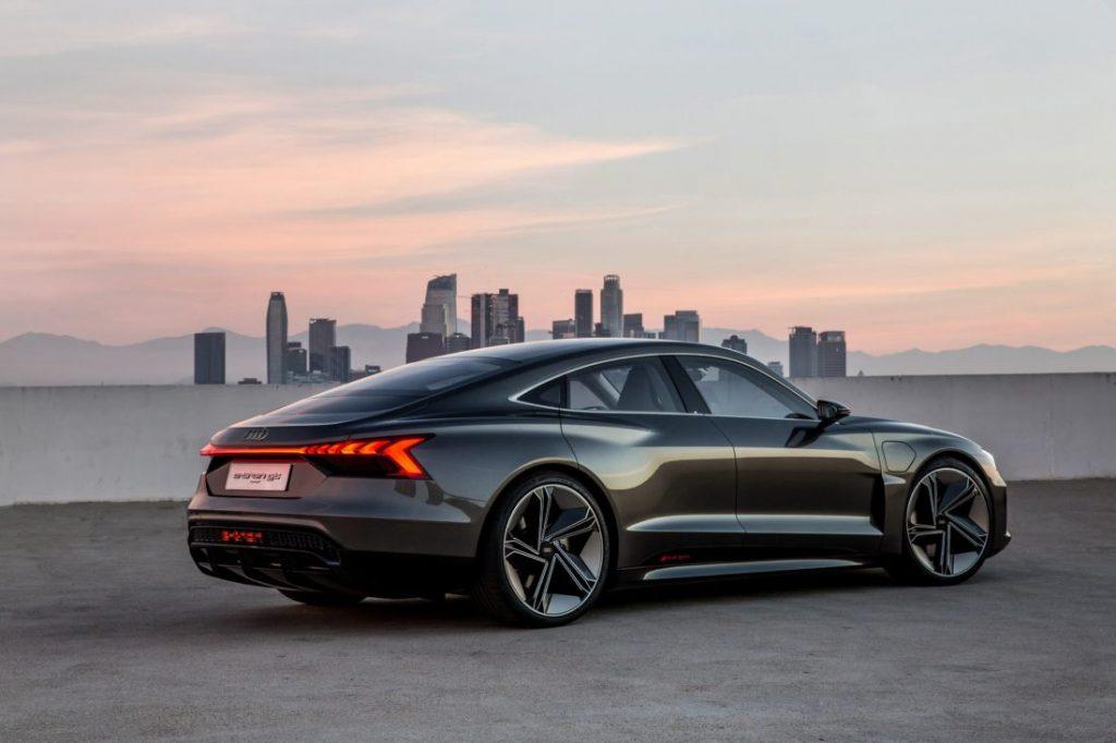 El Audi e-tron podría hacer su aparición en la nueva película de Avengers