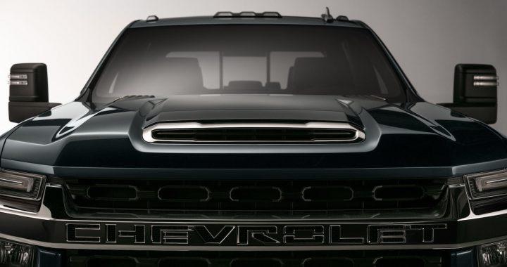 Esta es la nueva Chevrolet Silverado HD 2020