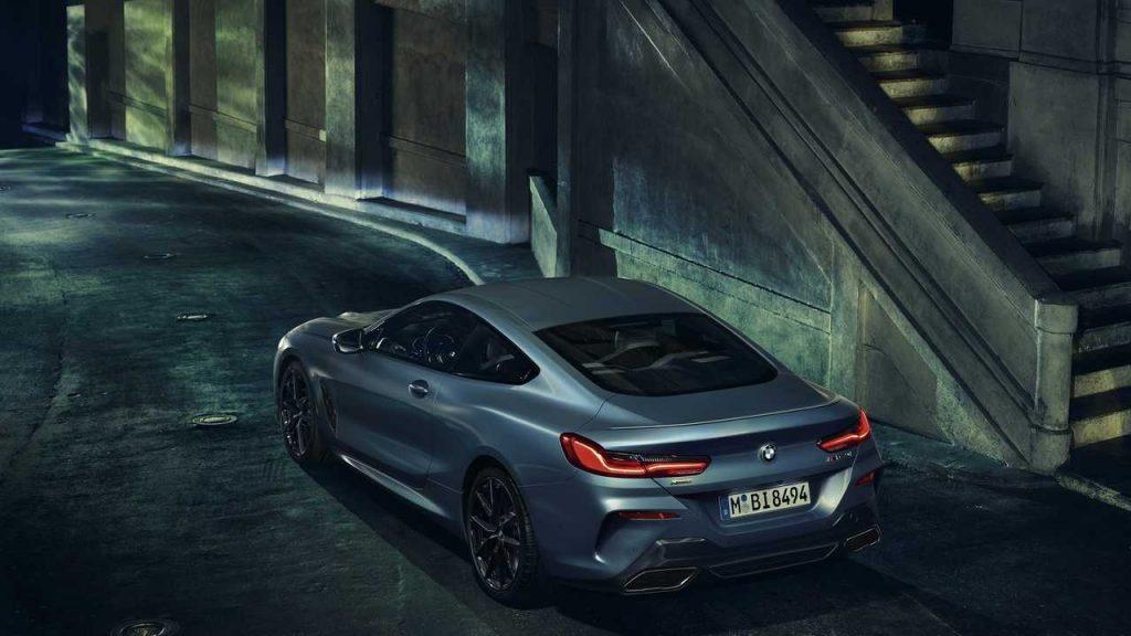 BMW M850i First Edition 2019