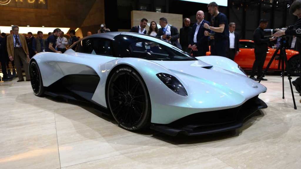 Aston Martin AM-RB 003