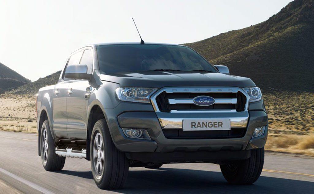 Ford Ranger 2019 paquete de apariencia oscuro