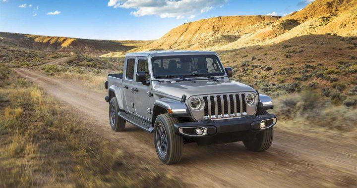 La Jeep Gladiator 2020 cuesta más que el Wrangler, pero no por mucho
