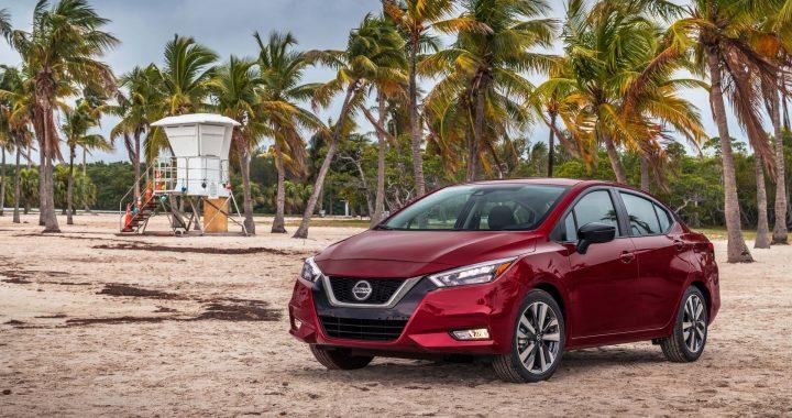 El nuevo Nissan Versa 2020 recibe un cambio de imagen muy necesario y tecnología moderna