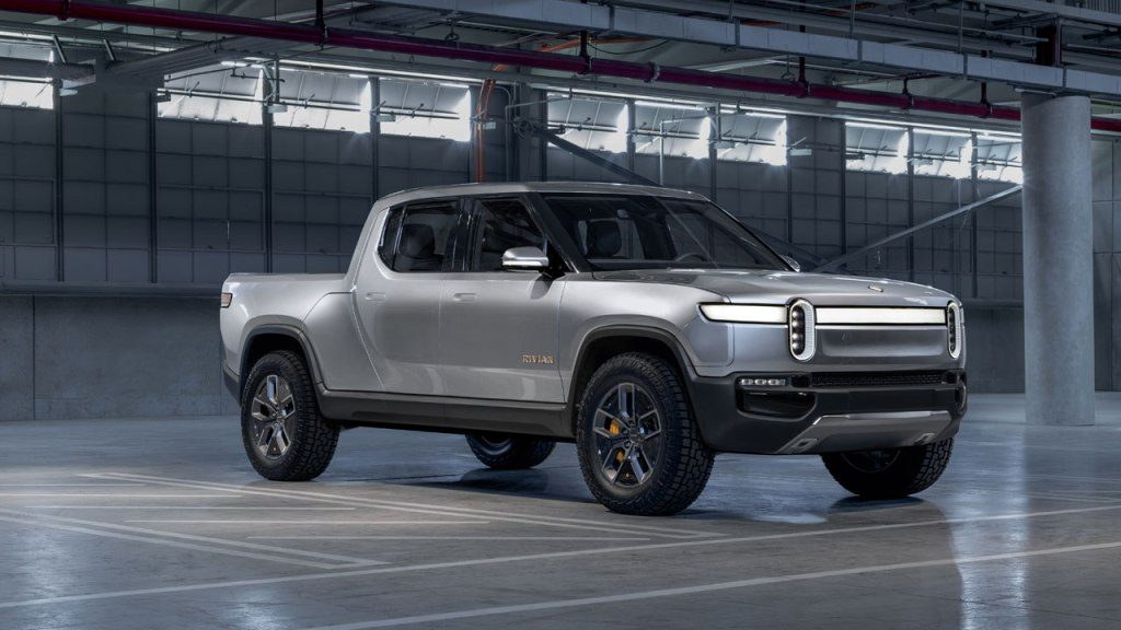 Ford and Rivian