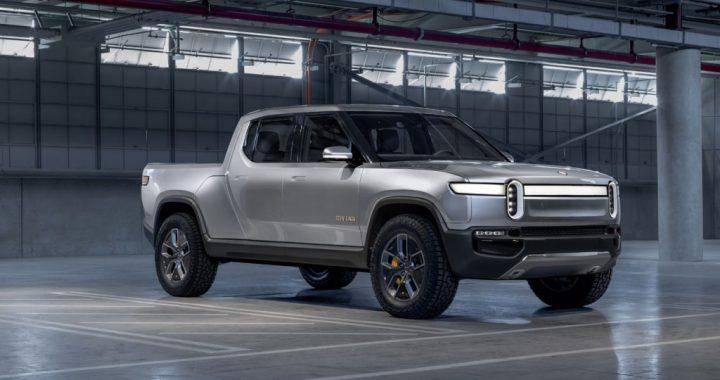Ford recibe nuevo auto eléctrico de Startup Rivian, MI