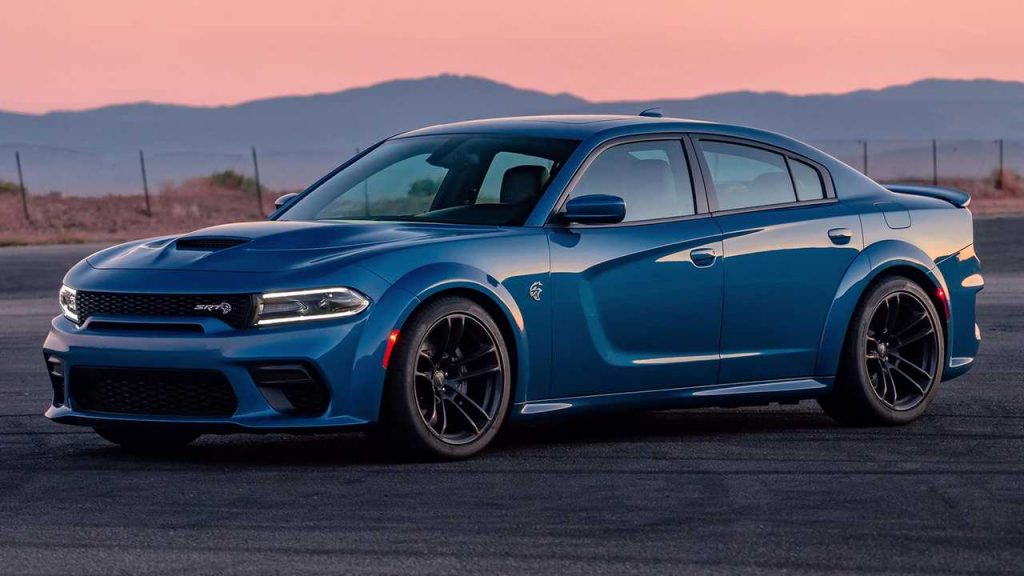 Dodge Charger Hellcat Widebody 2020