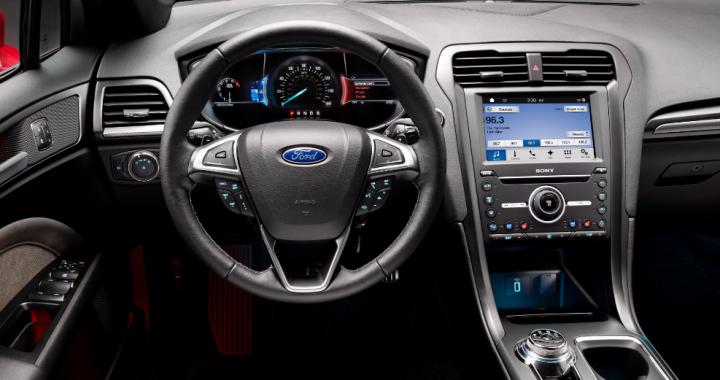 El Ford Fusion no morirá por completo hasta 2021, pero la alineación ya está disminuyendo