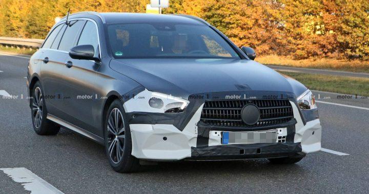 El Mercedes-Benz E-Class 2020 está obteniendo un motor base más potente