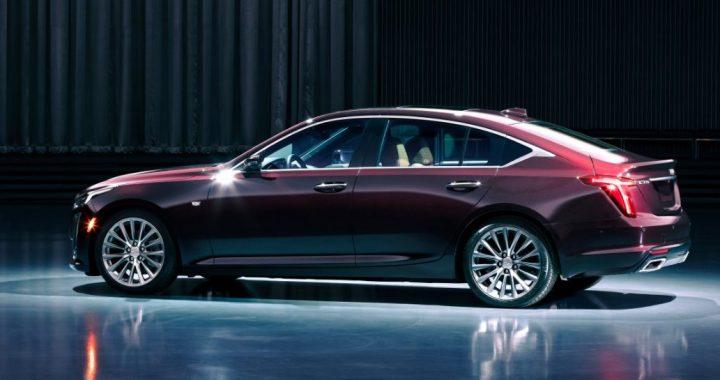 El Cadillac CT5 2020 enfrenta a su competencia alemana en precio