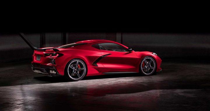 El Chevrolet Corvette C8 de motor central todavía se llamará Stingray