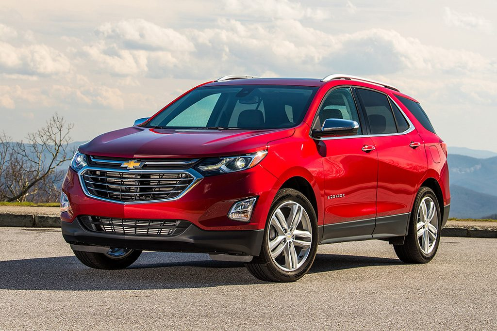 Chevrolet Equinox 2020 de GM