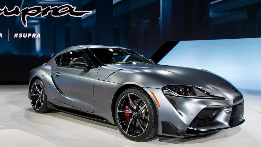 Toyota Supra 2020 en su presentación oficial