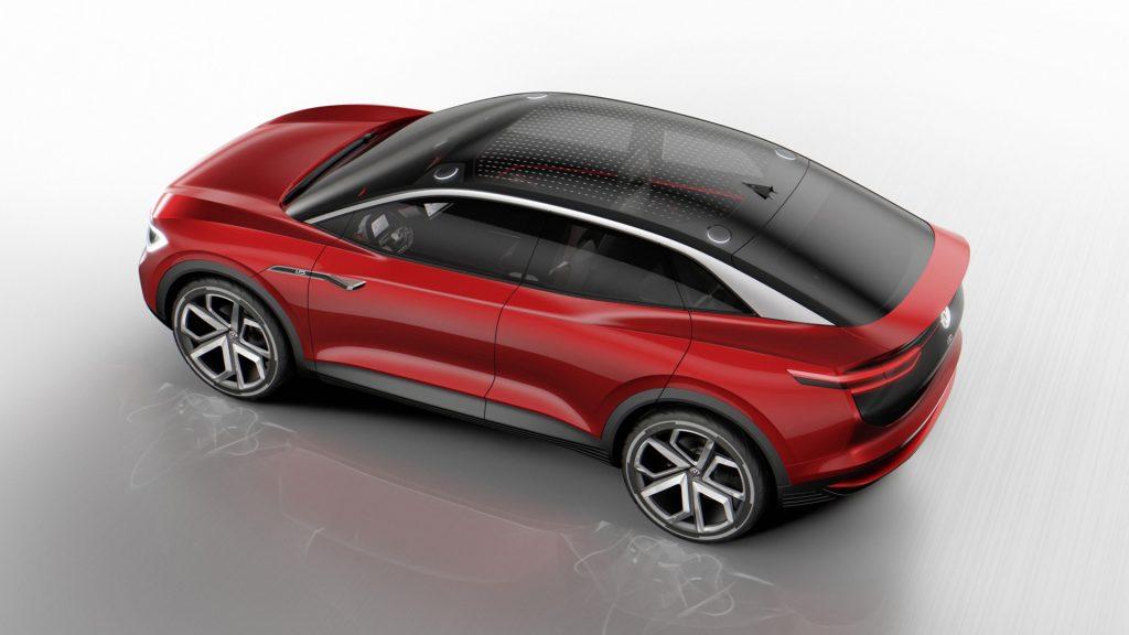 Volkswagen ID Crozz eléctrico