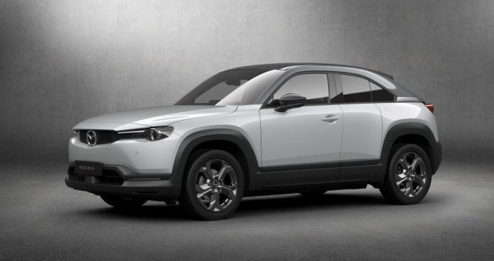 El primer EV de Mazda se estrenará oficialmente el 23 de octubre