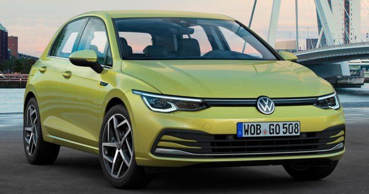 Nuevo Volkswagen Golf Mk8 debuta el 24 de octubre
