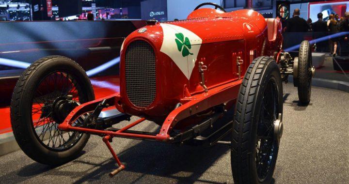 Gran Premio de Italia: damos una mirada retrospectiva al Alfa Romeo Racer que inventó el Quadrifoglio