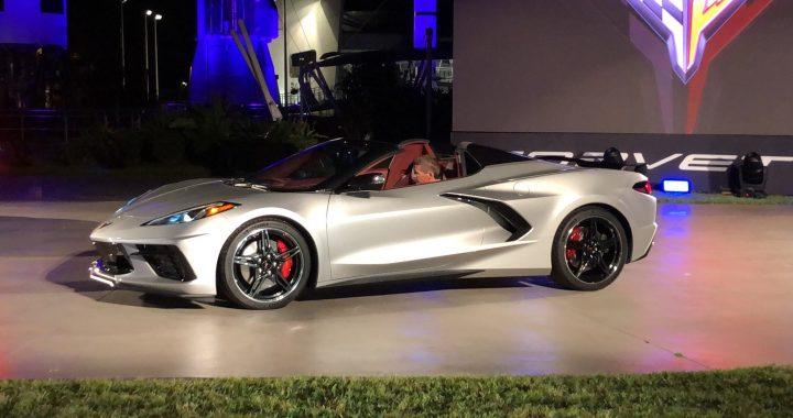 El Chevrolet Corvette C8 2020 llega a 60 MPH en 2.8 segundos