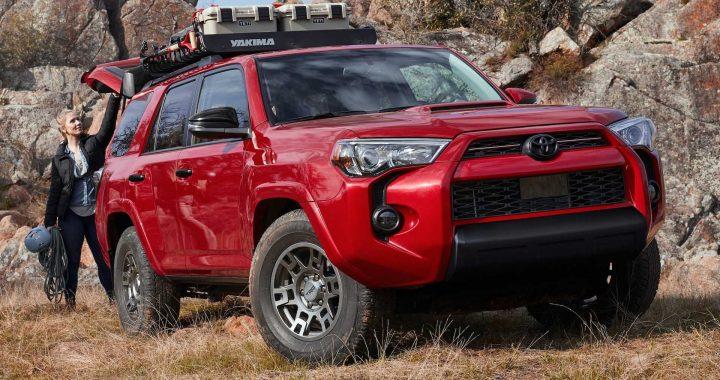 El Toyota 4Runner Venture Edition 2020 es tu camioneta para el offroad del 2020
