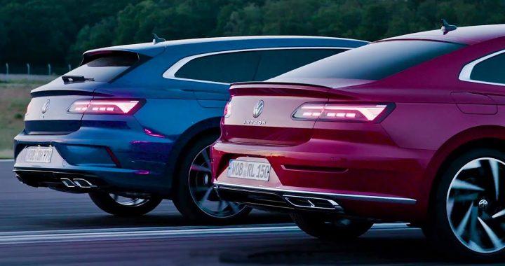 Volkswagen Arteon luce aún mejor como una camioneta