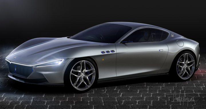 Siguiente Maserati GranTurismo llega en 2022 con tren motriz híbrido o eléctrico