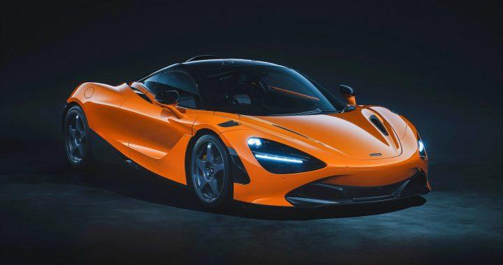 McLaren 720S obtiene una edición especial por el aniversario de la victoria en Le Mans de F1 GTR