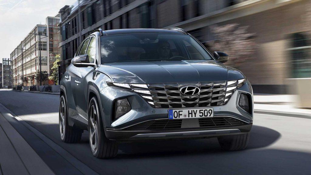 Hyundai Tucson 2021 confirmado para el mercado