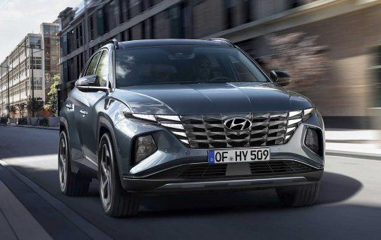 El SUV compacto Hyundai Tucson será nuevo y más elegante para 2021
