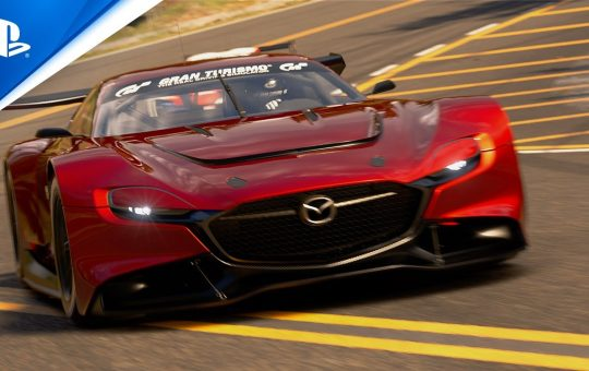Primer vistazo a Gran Turismo 7 para PlayStation 5